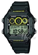 Casio AE-1300WH-1AVEF Casio Collection LCD/Muovi 45x42.1 mm AE-1300WH-1AVEF