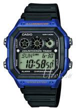 Casio AE-1300WH-2AVEF Casio Collection LCD/Muovi 45x42.1 mm AE-1300WH-2AVEF