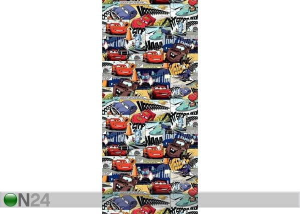 AG Design Fleece-kuvatapetti CARS 4, 53x1000 cm