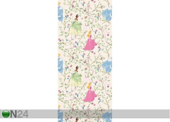 AG Design Fleece-kuvatapetti PRINCESS 53x1000 cm