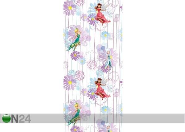 AG Design Fleece-kuvatapetti FAIRIES 1, 53x1000 cm