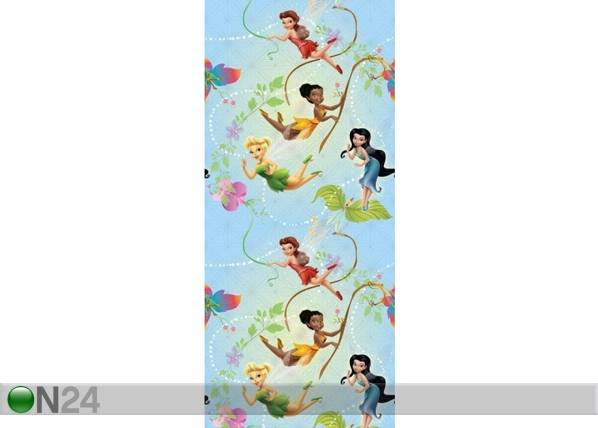 AG Design Fleece-kuvatapetti FAIRIES 2, 53x1000 cm
