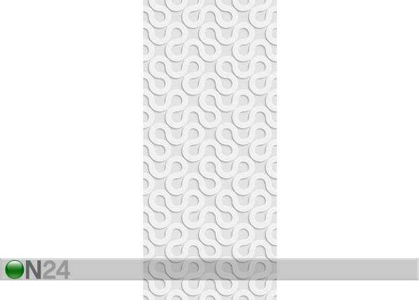 AG Design Fleece-kuvatapetti PATTERN 53x1000 cm